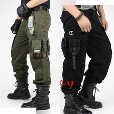 Buy Cheap Pants For Big Save, Men'S Cargo Pants Millitary Clothing Tactical…