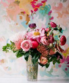 flower arrangement #decor #styling