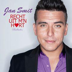 Recht Uit M'n Hart single Jan Smit