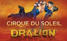 Cirque Du Soleil: Dralion at the SSE Hydro in Glasgow from May 7th to May 11th.  Need accommodation? Call us at The White House 0141 339 9375