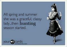 well actually only summer...in the spring i'm killin' turkeys