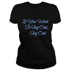 Cool Shower singing Womens TShirts Shirts & Tees