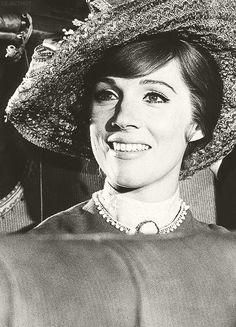Julie Andrews in Darling Lili.