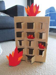 Boy Mama: Cardboard Box Use #2,490 | Boy Mama Teacher Mama