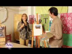 Entrevista con el artista plástico Darío Mastrosimone, quien nos enseña su técnica para preparar un fondo para asegurar la luminosidad y el manejo de colores...