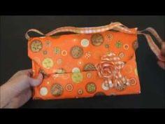 Tutorial: Envoltorio de regalo para chica. Gift wrapping for girl.