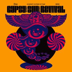 Journey Outside of Time by Gypsy Sun Revival: Review – April's Music Reviews