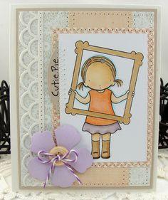 simply handmade by heather: Cutie Pie