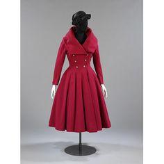 Coat Hardy Aimes 1947-48
