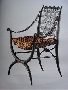 Deco Era Armchair Designer: Armand Rateau Paris/1920-1922