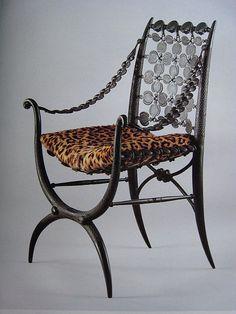 Armchair by Armand Rateau Paris/1920-1922