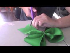 Cheer Bow Tutorial!