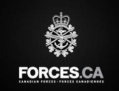 Click on the image to go to the job search page for FORCES.CA (Canadian Forces).