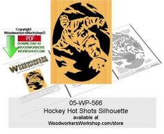 05-WP-566 - #Snowboarder Cutting a Line #Silhouette Downloadable #Scrollsawing PDF Snowboarding free style down the mountain, #shreddin the pow, and hittin anything in our path! This scroll saw silhouette pattern is a good woodworking plan for beginners to practice cutting tight spots and quick turns. Create a plaque silhouette like you see here or incorporate into a project like a lid on a box or a panel on a door.