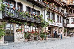 Photograph V.Turnovo Old City Street View by Jivko Nakev on 500px