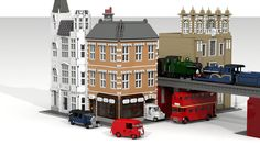 British Street Scene 1.1 | Flickr - Photo Sharing!