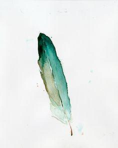 Feather No. 2 Art Print