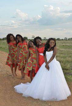 Dream African Wedding