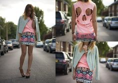 LOOK THE COLORS (by Lucita Y) http://lookbook.nu/look/3495399-LOOK-THE-COLORS