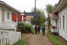 Iin Vanha Hamina - in northern Finland