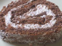 Suklaakääretorttu - Resepti | Kotikokki.net Vanilla Cake, Tiramisu, Sweet, Ethnic Recipes, Desserts, Food, Candy, Tailgate Desserts, Deserts