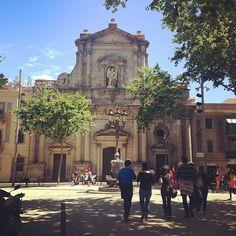 Església de Sant Miquel del Port - Barceloneta, Barcelona, Spain
