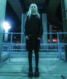 New in, the Disturbia Hex jumper dress! Dark Fashion, Grunge Fashion, Gothic Metal, Dress Out, Grunge Girl, Jumper Dress, Neon, Style Inspiration, My Style