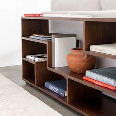 Tao Long Book Case - Gingko Home Furnishings