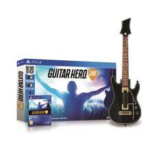Guitar Hero: Live Bundle (Гитара + игра) (PS4)