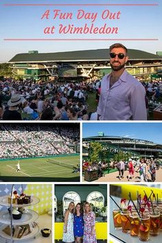 From drinking Pimm's to watching Andy Murray win on Centre Court, here's what I got up to at my first ever Wimbledon tournament in London!