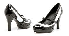 The Violet Vixen - The Classy Flapper, $63.00 (http://thevioletvixen.com/shoes/the-classy-flapper/)