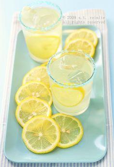 Que de mieux qu'une bonne citronnade pour se rafraîchir