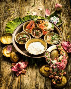 Thai foods (Thank you : tabletopphotographer.com)