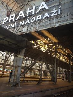 Traveling by train is a great way to move around between cities in Eastern Europe or within the Czech Republic itself.     Train Station by Context Travel, via Flickr    #prague #train #travel