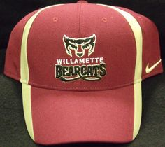Willamette Nike Coaches Cap $20