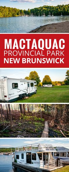 We discover Mactaquac Provincial Park in New Brunswick, Canada where we go camping, hiking, and climbing through the treetops at TreeGo. Travel Advice, Travel Guides, Travel Tips, New Brunswick, Slow Travel, Travel Usa, Ottawa, Travel Around The World, Viajes