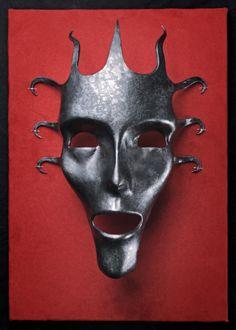 The Elemental Face: Original by Rajala on DeviantArt
