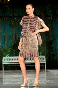 Batik Keris Fashion Show