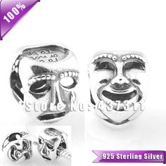 100% Authentic 925 Sterling Silver Threaded worlds a stage Charm Pendant Beads Fit andora Jewelry Bracelets & Pendant LW281