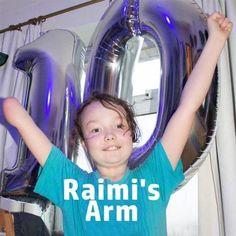 Quadriplegic+Patrick+Joyce+creates+3D+printed+bionic+arm+for+9-year-old+Raimi