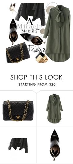 """""""Beautifulhalo!"""" by ina-kis ❤ liked on Polyvore featuring Chanel, Paul Andrew, Michael Kors and beautifulhalo"""