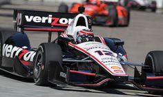 Indycar à Détroit : Power 1er, mauvaise journée pour les Français