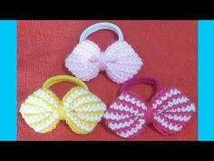 Crochet Hair Clips, Crochet Bows, Crochet Hair Styles, Crochet Clothes, Crochet Earrings, Easy Crochet Slippers, Crochet Hair Accessories, Crochet Bikini Pattern, Tatting Jewelry