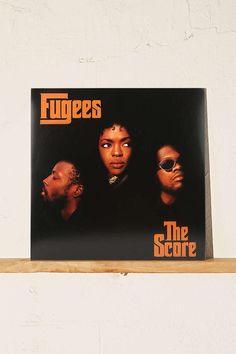 Fugees - The Score 2XLP