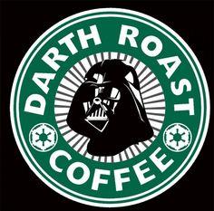 starbucks darth roast