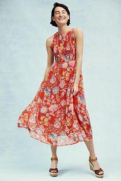 Terrace Midi Dress