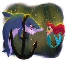 Dylan Bonner's Art — Happy Shark Week everyone!