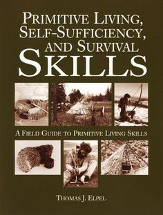 Primitive Living, Self-Sufficiency, and Survival Skills - A few good books  can always help.