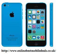 Apple iPhone 5C 32GB Blue Contract Deals
