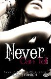 Never Can Tell: A New Adult Romance (Never say Never Book 4) by C. M. Stunich